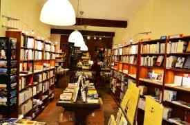 في مكتبة تيرا نوفا
