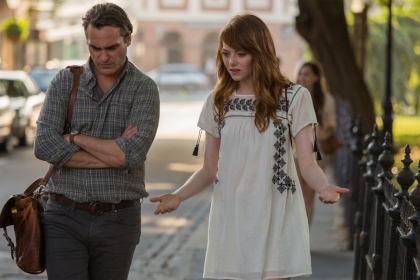 Joaquin Phoenix og Emma Stone i Irrational Man65763736